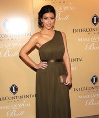 Kim Kardashian - InterContinental Miami