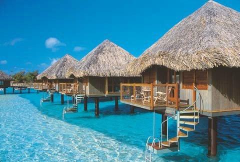 island of Bora Bora Borabora